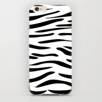 "Zebra iPhone 6 Case 4.7"" Unique Pattern Black and White iPhone Covers and Cases Hard Snap Plastic Phone Covers Cell Phone Accessories Zebras"