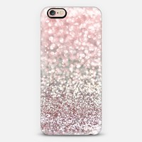 Girly Pink Snowfall iPhone 5s case by Lisa Argyropoulos | Casetify