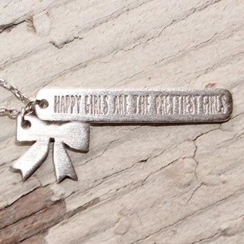 the charleston necklace