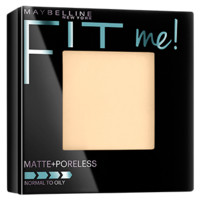 Fit Me! Matte & Poreless Powder - Mattifying Face Powder - Maybelline