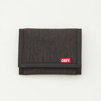 QUALITY DISSENT TRIFOLD WALLET