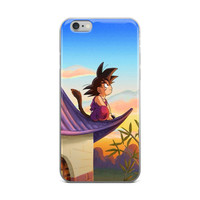 Saiyan Gohan Dragon Ball Z iPhone 4 4s 5 5s 5C 6 6s 6 Plus 6s Plus 7 & 7 Plus Case