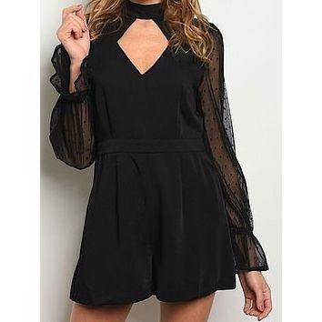 Dark Side Romper