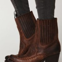 Jeffrey Campbell Hayden Stitch Boot at Free People Clothing Boutique