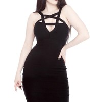 Betty Rage Pin-Up Dress [B]