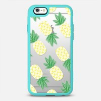 Pineapple Party iPhone 6 case by Nicole White   Casetify