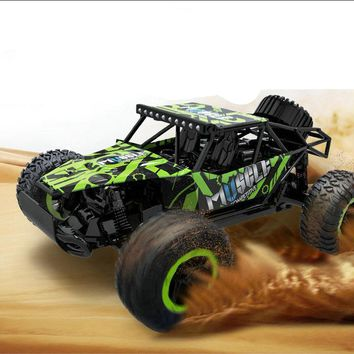 Monster Truck Remote Control High Speed Electric Toy