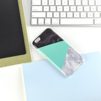 Unique Marble iPhone 5s 6 6s Plus Case Cover