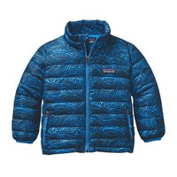 Patagonia Baby Down Sweater Jacket | Little Water Maker: Electron Blue