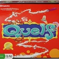 Spin Master Games Quelf Board Game