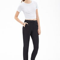 FOREVER 21 Classic Woven Trousers