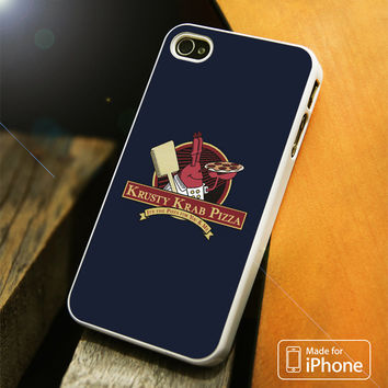 krusty Krab Pizza Spongebob Squarepants iPhone 4 | 4S, 5 | 5S, 5C, SE, 6 | 6S, 6 Plus | 6S Plus Case