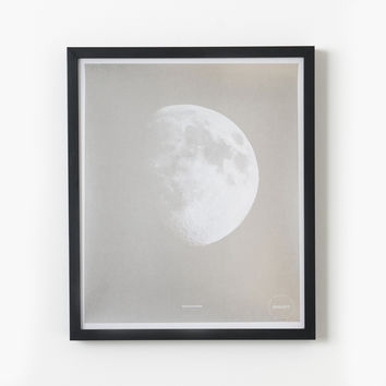 Moon and Back—Silver