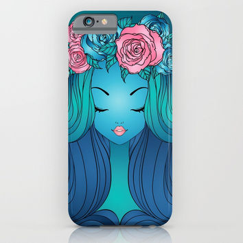 Night Dream iPhone & iPod Case by MIKART