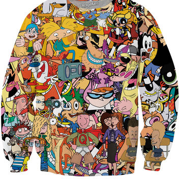 Totally 90's Sweatshirt