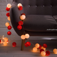 Lovely String Lights - So Sweety Color Ball