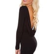 After Party Dress - Black