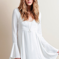 Raise The Stakes Long Sleeve Dress