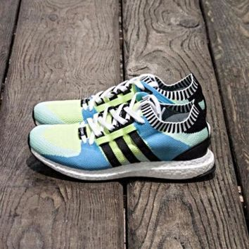 Adidas EQT EQUIPMENT SUPPORT PRIMEKNIT ULTRA BOOST SNEAKER SIZE 7-12 NMD PHARELL