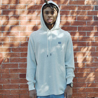 Black Scale - Rebel Thermal Pullover - Almond