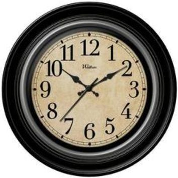 12-Inch Antique Look Wall Clock - Kmart