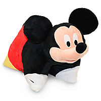Mickey Mouse Plush Pillow