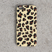 Solid Cheetah Case - iPhone