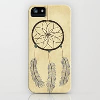 Dream Catcher iPhone Case by Samantha Ranlet