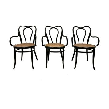 Pre-owned Vintage Thonet Bentwood Parlor Chairs