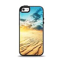 The Sunny Day Desert Apple iPhone 5-5s Otterbox Symmetry Case Skin Set
