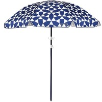 Andaman Print Beach Umbrella