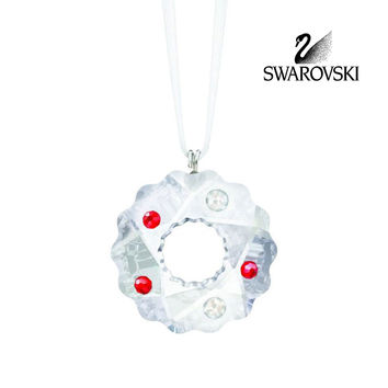 Swarovski Crystal Figurine Christmas Ornament CHRISTMAS COOKIE #5103224