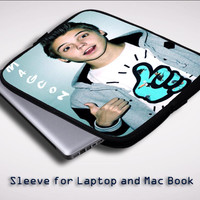 Matthew Espinosa Magcon Family Sleeve for Laptop, Macbook Pro, Macbook Air (Twin Sides)