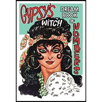 Gypsy Witch Dream Book of Numbers