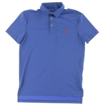 Polo Ralph Lauren Mens Short Sleeves Performance Polo Shirt