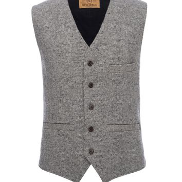 Albert Vest in Grey