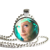 Star Wars VII The Force Awakens General Leia Necklace