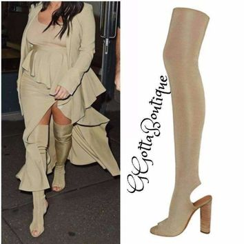 GGotta's top quality over the knee boots