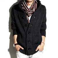 Men's Sweaters Wool Marque