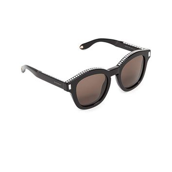 Givenchy Women's Crystal Embellished Sunglasses