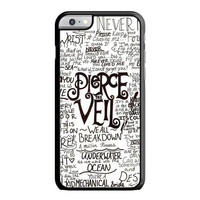 Pierce The Veil Song Lyric iPhone 6 Plus Case