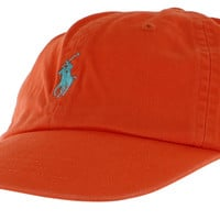 Polo Ralph Lauren Men's Unisex Pony Logo Baseball Hat Cap