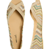 Peep Toe Skimmer | Shop Shoes at Wet Seal