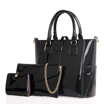 Luxury Leather Purse and Handbags