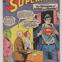 Superman; V1, 173. VG. November 1964. DC Comics