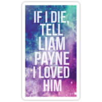 If I Die, Tell Liam Payne I Loved Him