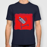 Poppin Tags-Thrift Shop Song-Macklemore T-shirt by Laura Santeler | Society6
