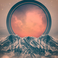 To Rise Again (Solar Eclipse) Art Print by Soaring Anchor Designs