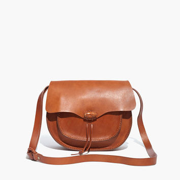 THE SAVANNAH SADDLEBAG