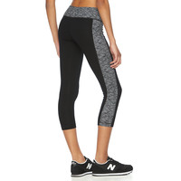 Juniors' SO® Pieced Yoga Capris